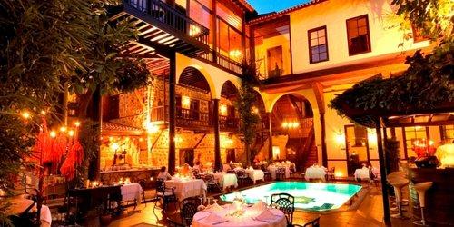 Забронировать Alp Paşa Hotel