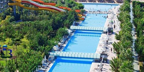 Забронировать Kervansaray Kundu Hotel