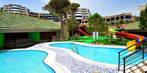 Забронировать Susesi Luxury Resort