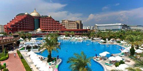 Забронировать Delphin Palace Hotel