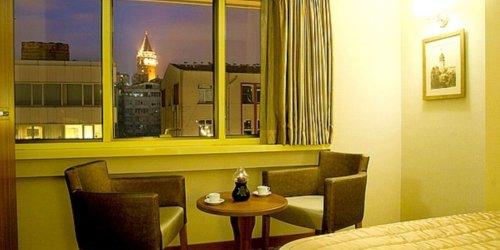 Забронировать Istanbul Golden City Hotel