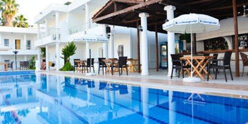 Забронировать Bodrum Maya Hotel