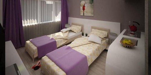 Забронировать Kuzeybatu Traverten Hotel