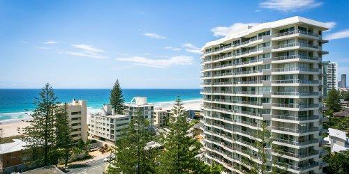 Забронировать Surfers Beachside Holiday Apartments