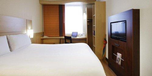 Забронировать ibis Manchester Centre Princess Street