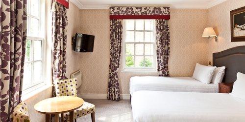 Забронировать Etrop Grange Hotel