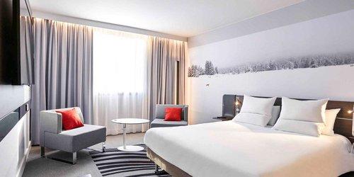 Забронировать Novotel Manchester Centre