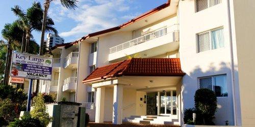 Забронировать Key Largo Holiday Apartments