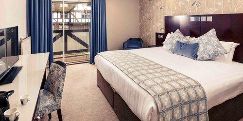 Забронировать Mercure Leeds Parkway Hotel