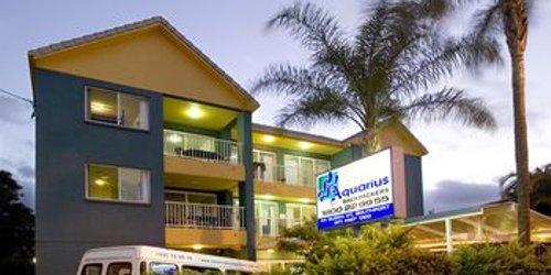 Забронировать Aquarius Backpackers Gold Coast