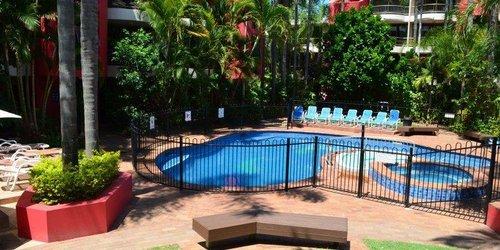 Забронировать Enderley Gardens Resort