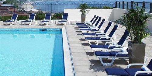 Забронировать Bournemouth Highcliff Marriott Hotel