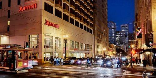 Забронировать San Francisco Marriott Union Square