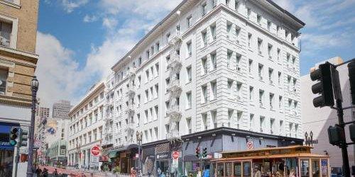 Забронировать Hotel Union Square - A Personality Hotel