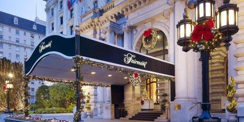 Забронировать The Fairmont San Francisco
