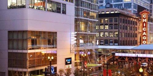Забронировать theWit Chicago, A DoubleTree by Hilton Hotel