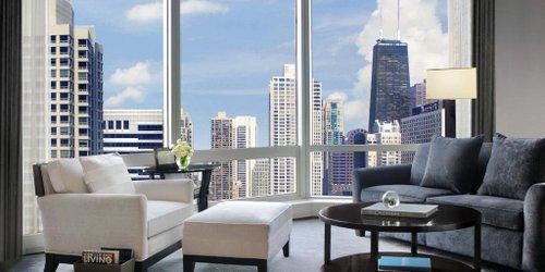 Забронировать Trump International Hotel & Tower Chicago