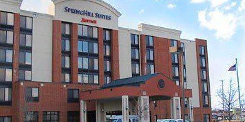 Забронировать SpringHill Suites Chicago Downtown/River North
