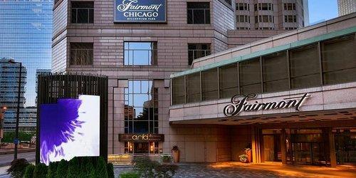 Забронировать Fairmont Chicago Millennium Park