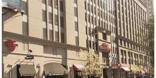 Забронировать Hilton Garden Inn Chicago Downtown/Magnificent Mile