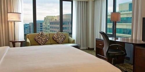 Забронировать Washington Marriott at Metro Center