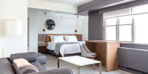 Забронировать The George Washington University Inn-A Modus Hotel