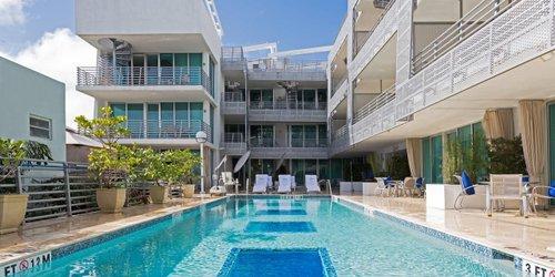 Забронировать Z Ocean Hotel South Beach