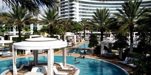 Забронировать Fontainebleau Miami Beach
