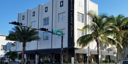 Забронировать South Beach Plaza Hotel