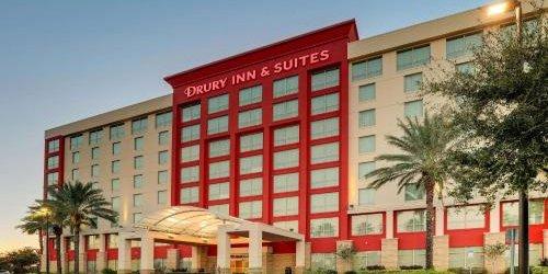 Забронировать Drury Inn & Suites Orlando