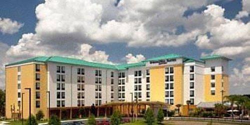 Забронировать SpringHill Suites by Marriott Orlando at SeaWorld