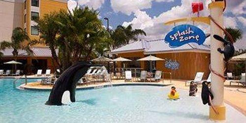 Забронировать Fairfield Inn Suites by Marriott Orlando At SeaWorld