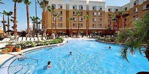 Забронировать SpringHill Suites by Marriott Orlando Lake Buena Vista in Marriott Village