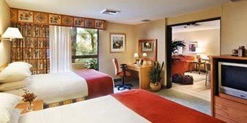 Забронировать Howard Johnson Anaheim Hotel and Water Playground