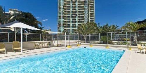 Забронировать Hi Surf Beachfront Resort Apartments