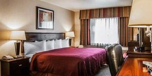 Забронировать Quality Inn & Suites Anaheim at the Park