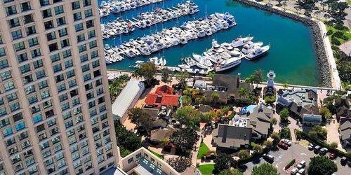 Забронировать Manchester Grand Hyatt San Diego