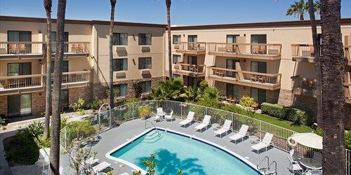 Забронировать Hampton Inn San Diego-Sea World/Airport Area