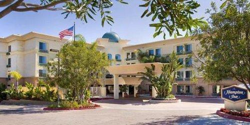 Забронировать Hampton Inn San Diego/Del Mar