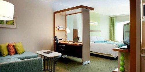 Забронировать SpringHill Suites Las Vegas Convention Center