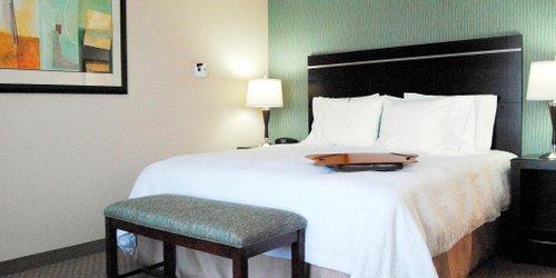 Забронировать Hampton Inn & Suites Las Vegas Airport