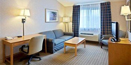 Забронировать Holiday Inn Express & Suites Seattle - City Center