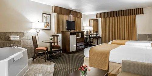 Забронировать Quality Inn & Suites Seattle Center