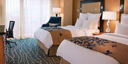 Забронировать Marriott Seattle Waterfront