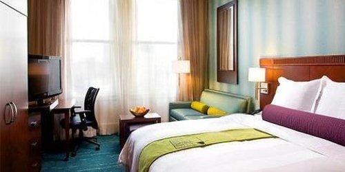 Забронировать Courtyard Seattle Downtown / Pioneer Square