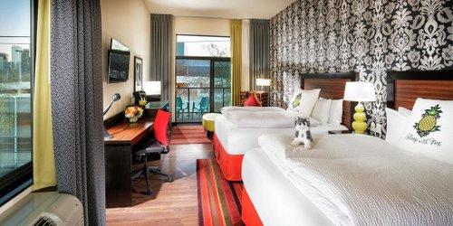 Забронировать The Maxwell Hotel