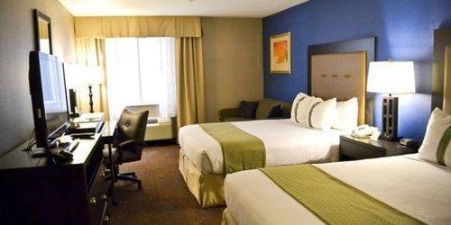 Забронировать Holiday Inn Seattle