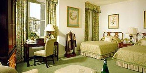 Забронировать Fairmont Olympic Hotel
