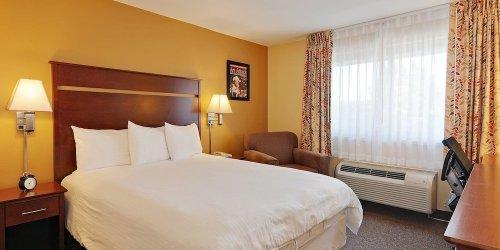 Забронировать Georgetown Inn Seattle
