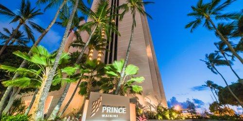 Забронировать Hawaii Prince Hotel Waikiki